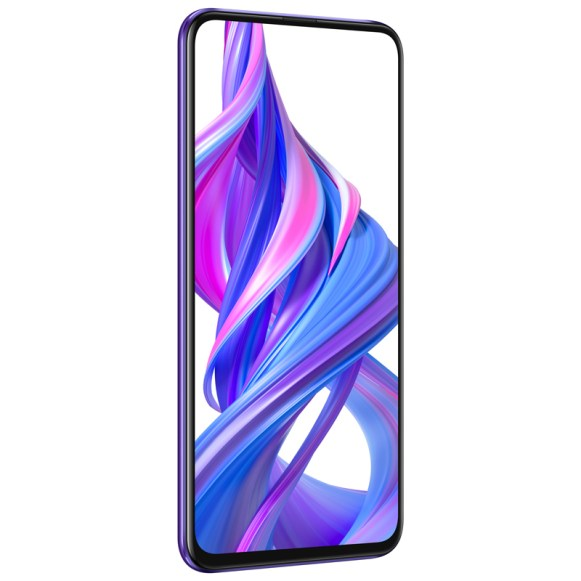 [ID Photo] HONOR 9X Pro Phantom Purple_09