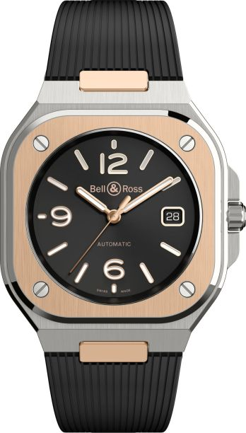 BR05-Automatic-Steel-and-Gold-Rubber-Strap.png-1600px