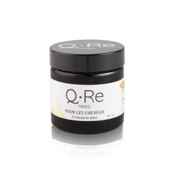 Q.RE - Boite cheveux