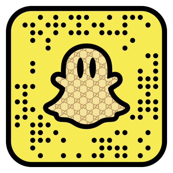 Snapcode Gucci - Men
