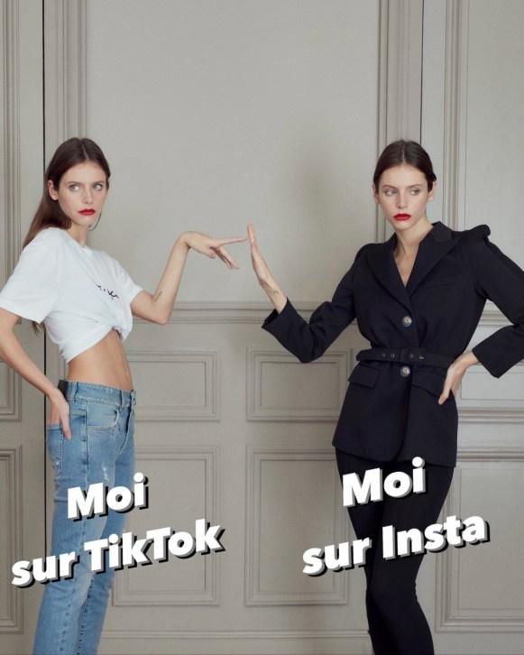 INSTA VS TIKTOK - FR