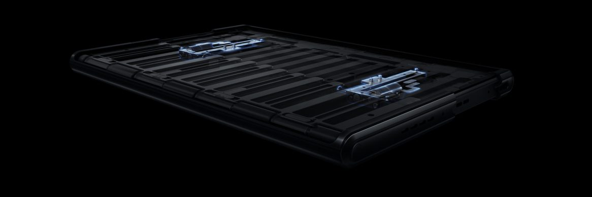 OPPO X 2021 Rollable Concept Handset_Roll Motor