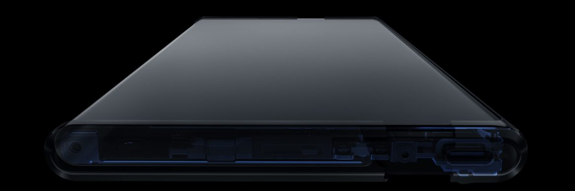 OPPO X 2021 Rollable Concept Handset_Screen