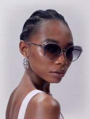 Alexander McQueen PreSS21 - Studded Lens Sunglasses (photographed by Chloe Le Drezen) 1