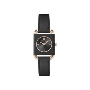 Furla Arco Square Case 28 mm_WW00017_Calf Leather+Metal_Nero copia