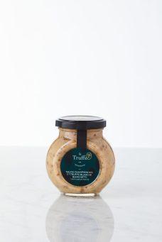 Sauce champignon et Truffe blanche Tuber albidum pico 3% - La Truffe par Petrossian