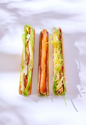 Sandwiches 3 bis_ Ritz Paris Le Comptoir @Bernhard Winkelmann