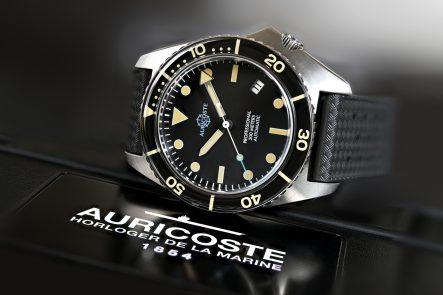 Auricoste Scuba-Master-300 Profile