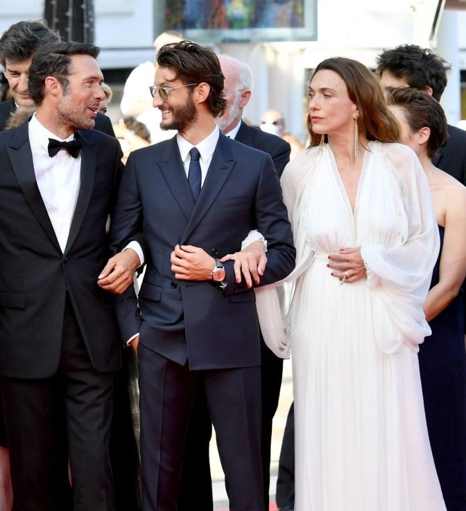 Natacha Lindinger in Messika - Cannes Film Festival (2)