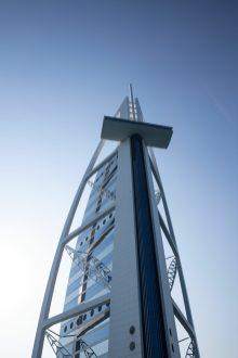 Burj Al Arab Jumeirah - The Terrace View