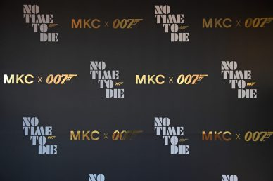 LONDON, ENGLAND - SEPTEMBER 29: A general view of the atmosphere at a private screening of 'No Time To Die' hosted by Michael Kors in celebration of the Michael Kors Bond 007 Capsule Collection partnership, at the Everyman Chelsea on September 29, 2021 in London, England. (Photo by David M. Benett/Dave Benett/Getty Images for Michael Kors)