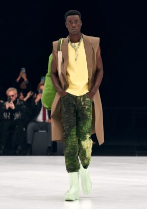 GIVENCHY S22 LOOK 41
