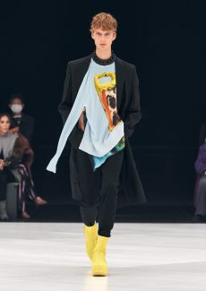 GIVENCHY S22 LOOK 60