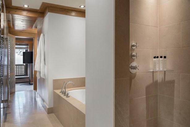 Suite Vanoise - Bathroom