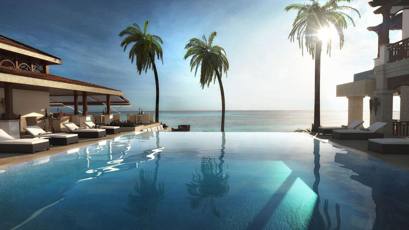 top travel destinations: luxury beach resorts around the world