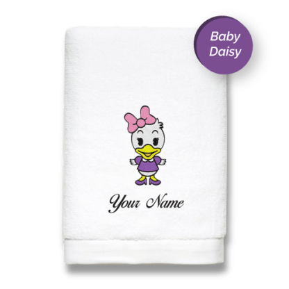Animal-edition-baby-daisy-luxurious-towels