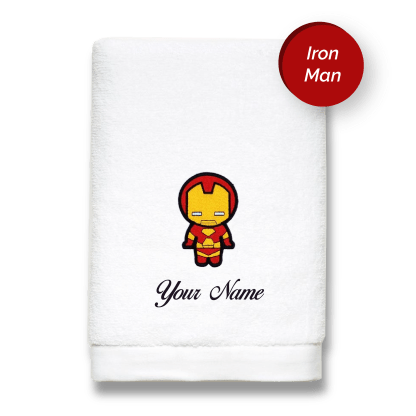 superhero-edition-ironman-luxurious-towels