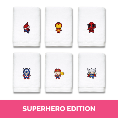 superhero-edition-luxurious-towels