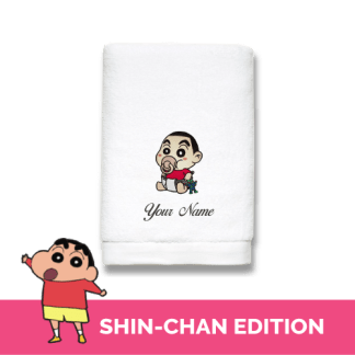 luxurious-towel-shin-chan-edition