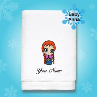 frozen-edition-luxurious-towel-BABY-ANNA
