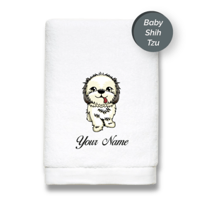 special-edition-baby-shih-tzu-luxurious-towels