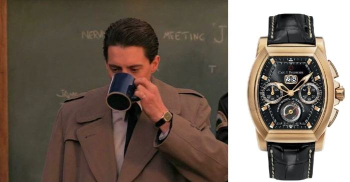 Twin Peaks Carl F Bucherer T Graph Watch from Moyer Fine Jewelers