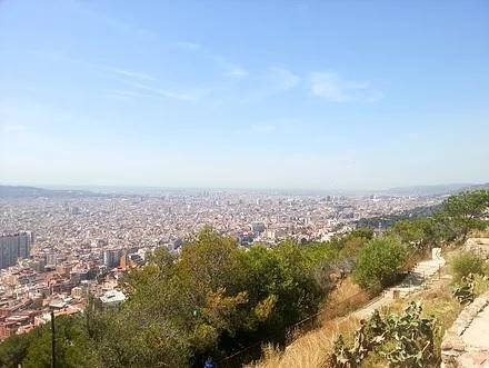 Barcelona's Bunkers del Carmel