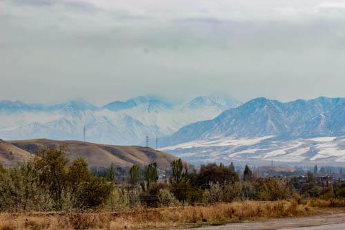 Shan Mountains Bishkek
