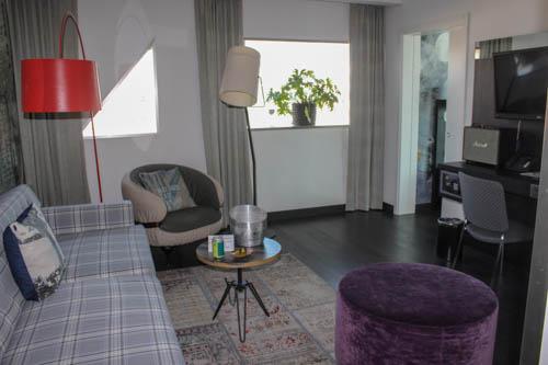 Radisson Blu Riverside Suite