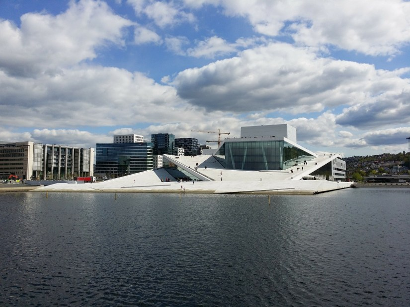 Oslo Opers House Images