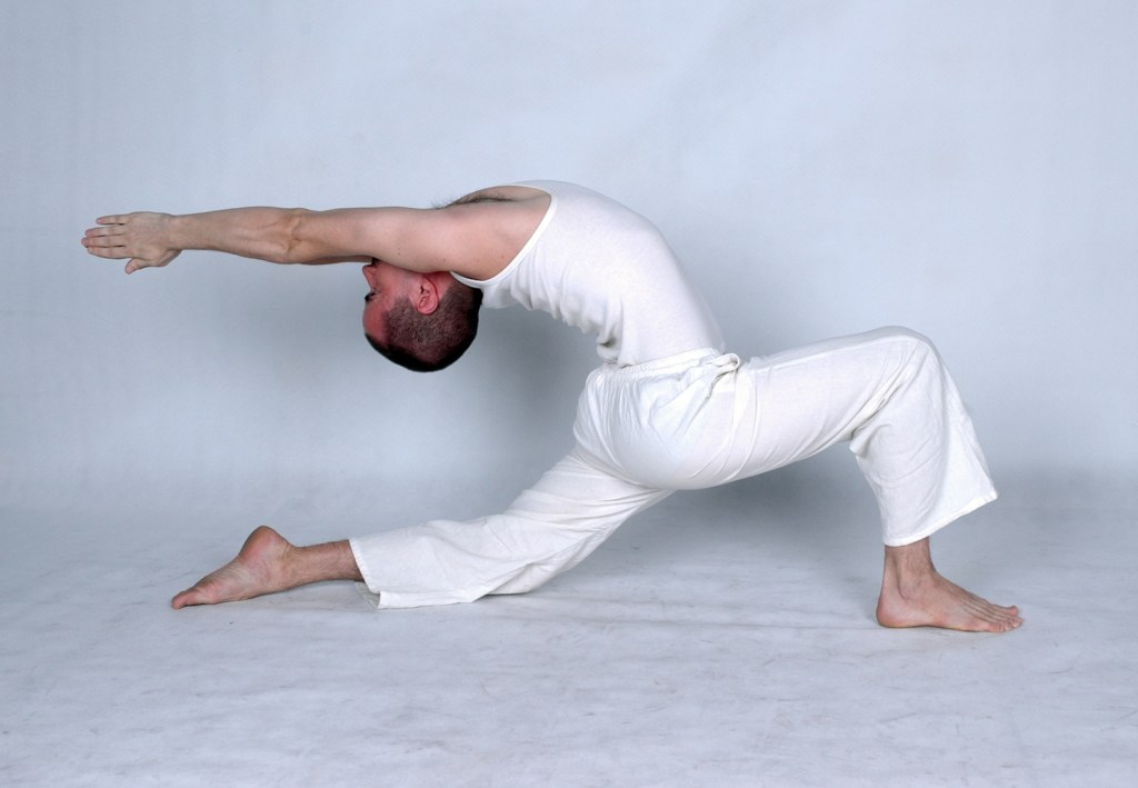 Interview with Richard Schultz of Yoga Dynamics