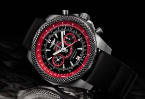 Breitling for Bentley's new titanium model watch 3