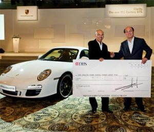 The sporty 911 Carrera GTS arrives in Singapore 4