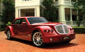 Bufori Geneva MkVI Malaysias most luxurious car
