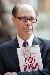 James Bond Carte Blanche Book launched at St Pancras