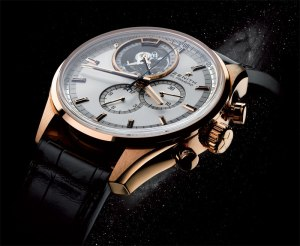 The new Zenith El Primero Tourbillon Watch