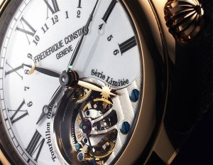 Frederique Constant Tourbillon Grand Feu watch