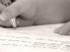 Luxury pen manufacturer Montegrappa highlights the diminishing art of Cursive Handwriting 2