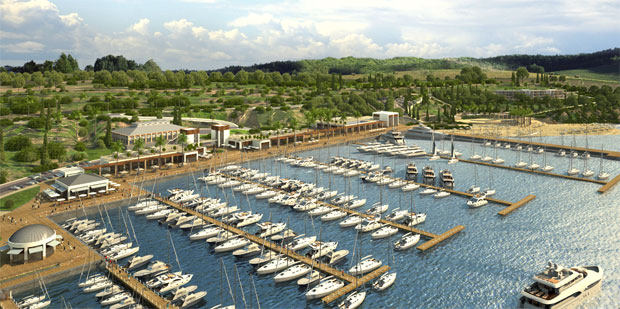 Karpaz Gate Marina is the new luxury marina in the Turkish Republic of Northern Cyprus (TRNC