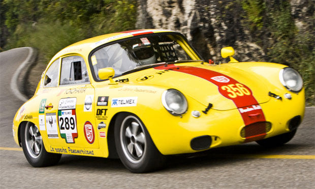 Frédérique Constant debuts as the Official Timekeeper of La Carrera Panamericana 2011 - One of the most legendary events in auto racing history