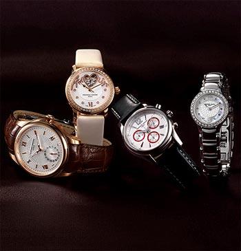 Frederique Constant 18K pink gold Maxime Manufacture Automatic wrist watch 2