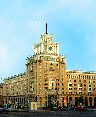 The new Fairmont hotel in Moscow will be named the Fairmont Pekin Moscow