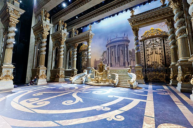 The Bolshoi Theatre, that crowning glory of Russian culture under every regime since its foundation in 1780