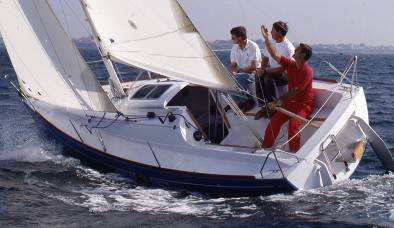 The Beneteau 21.7 Yacht - a look back at its history and celebrating its 20th anniversary
