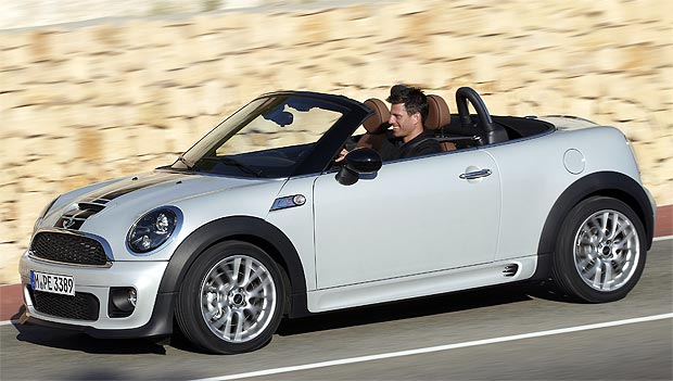 BMW US announce prices for the Mini John Cooper works roadster, Cooper S and Cooper Roadster