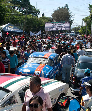La Carrera Panamericana is a legendary race that hosts hundreds of drivers and co-drivers
