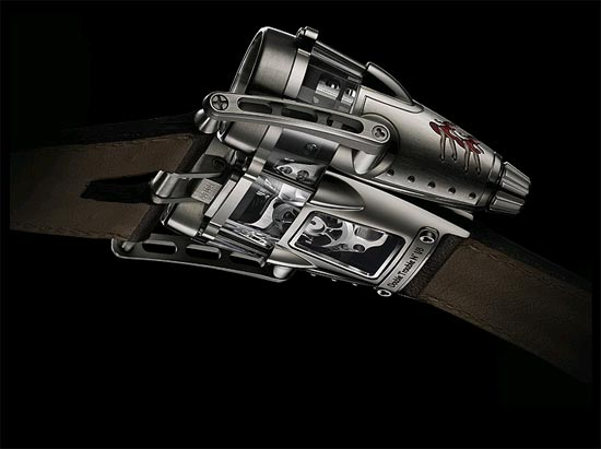 HM4 Thunderbolt Razzle Dazzle and Double Trouble