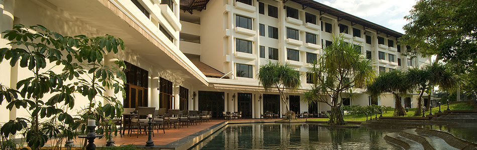Luxurious Magazine goes to The Club at Saujana Resort