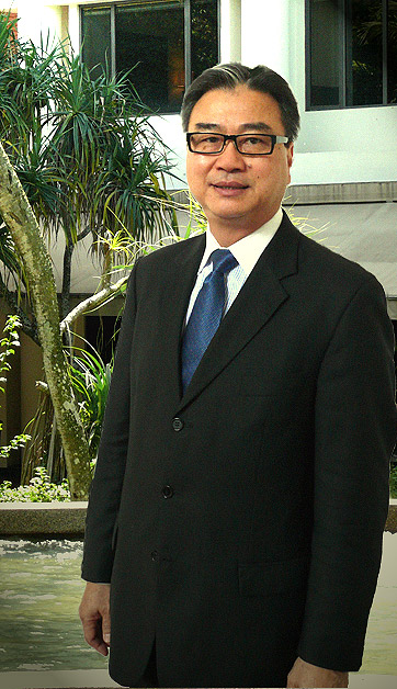 The Club at Saujana Resort Hotel Manager Pat Phanekham interview with Luxurious Magazine