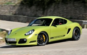 Autocar named the Porsche Cayman R – Britain's Best Driver's Car 2011